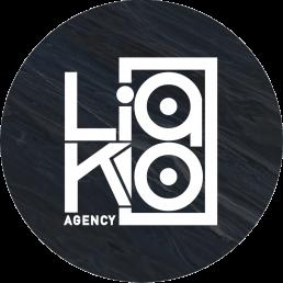 Liako Agency Banner Round