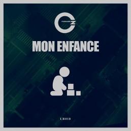Liako Records Release LR010 Mon Enfance EP
